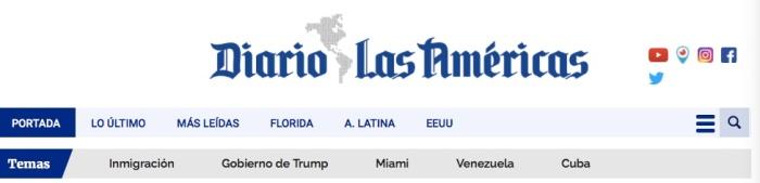 Diario Las AMéricas 1